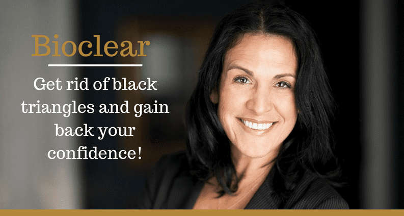 Bioclear Case Study: From Black Spaces To A Healthy, Beautiful Smile